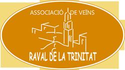 Raval de la Trinitat | AAVV Raval de la Trinitat Castellón Logo