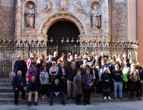 Estupendo viaje a Calatayud y Monasterio de Piedra.